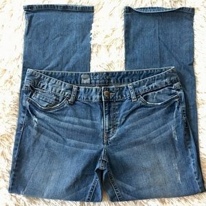 ❄️ MOSSIMO Fit 3 BOOT CUT Jeans - Sz 14 S